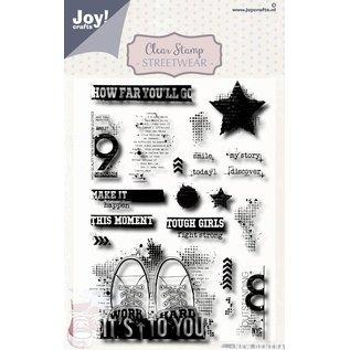 Joy!Crafts Clearstempel - Noor- streetwear