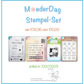 Joy!Crafts Moederdag Stempel set