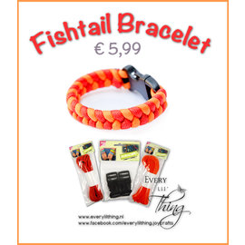 Joy!Crafts Fishtail Bracelet