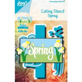 Joy!Crafts Stansmal- Noor - Spring