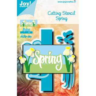 Joy!Crafts Stansmal- Noor - Spring