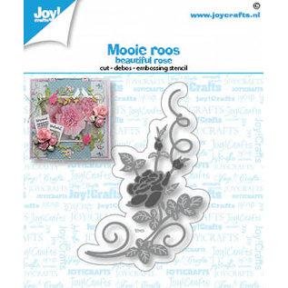 Joy!Crafts Stans-embos-debosmal - mooi roos