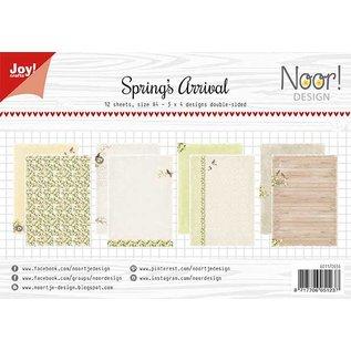 Joy!Crafts Papierset - Noor - Design - Spring's Arrival