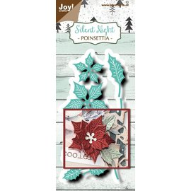 Joy!Crafts Stans-embosmal - Noor - SN - Poinsettia