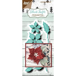 Joy!Crafts Stans-embosmal - Noor - SN - Poinsettia