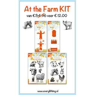 Joy!Crafts At the Farm KIT