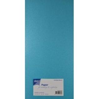 Joy!Crafts Papierset Metallic - blauw