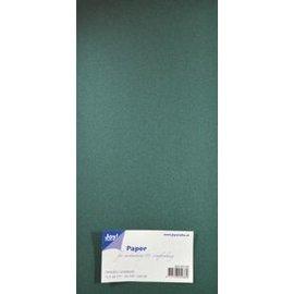 Joy!Crafts Papierset Metallic - donker groen