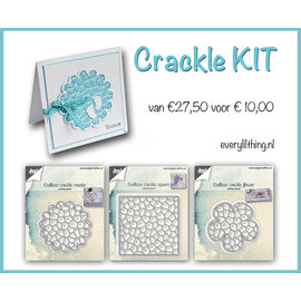 Joy!Crafts Crackle KIT