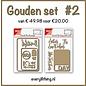 Joy!Crafts Gouden Set #2