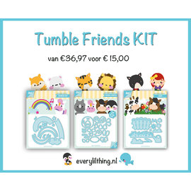 Joy!Crafts Tumble Friends KIT