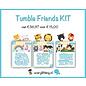 Joy!Crafts Tumble Friends KIT