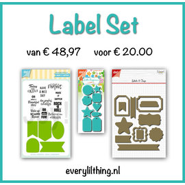Joy!Crafts Label Set
