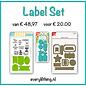 Joy!Crafts Label Set