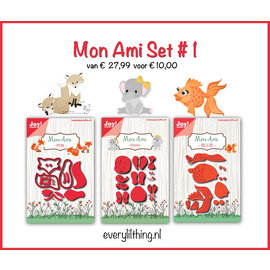 Joy!Crafts Mon Ami set #1