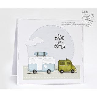 Joy!Crafts Stans-debos-embosmal - Auto/caravan
