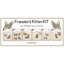 Joy!Crafts Franciens Kitten KIT