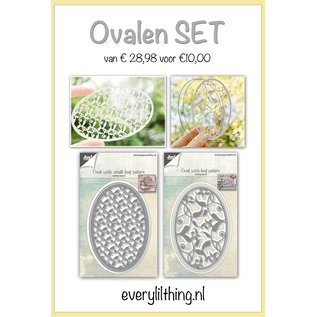 Joy!Crafts Ovalen SET