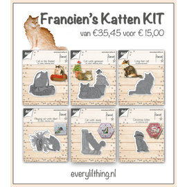 Joy!Crafts Franciens Katten KIT