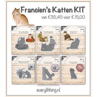 Joy!Crafts Franciens Katten KIT