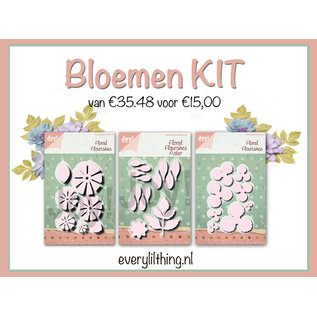 Joy!Crafts Bloemen KIT