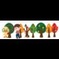 Joy!Crafts Stansmal- Jocelijne- Bomen