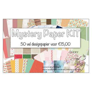 Joy!Crafts Mystery Paper Kit