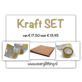 Joy!Crafts Kraft SET