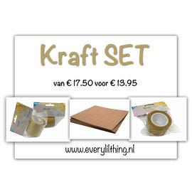 Joy!Crafts Kraft SET