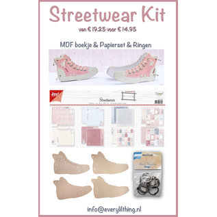 Joy!Crafts Streetwear KIT