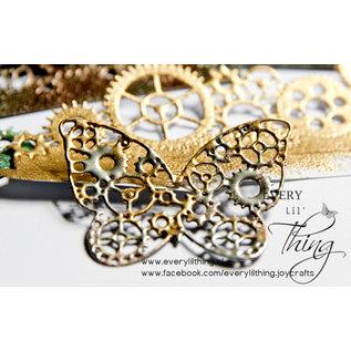 Joy!Crafts Snijstansmal - Industriel vlinder