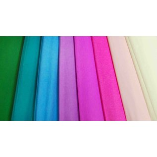 Joy!Crafts Crêpepapier Pastel kleuren