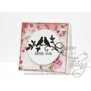 Joy!Crafts Papierset - Design Wedding roses