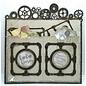 Joy!Crafts Snij-debos-embosstansmal - industrieel kleine lijst