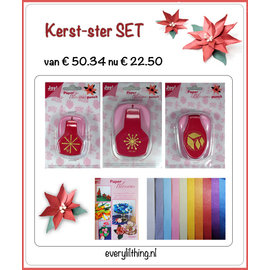 Joy!Crafts Kerst-ster Set