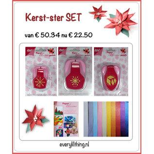 Joy!Crafts Kerst-ster Set
