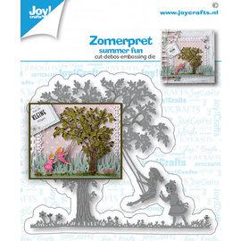 Joy!Crafts Stans-embos-debosmal - Zomerpret