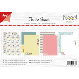 Joy!Crafts Papierset - Noor - Design To the beach