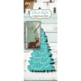 Joy!Crafts Stans-embosmal - Noor - SN - Kerstboom