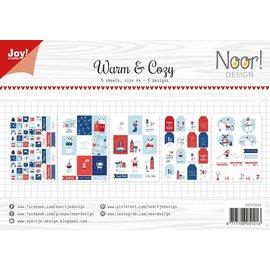Joy!Crafts Labelvellen - Noor - Warm&cozy