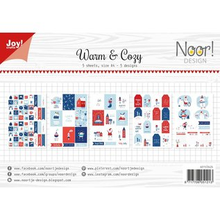 Joy!Crafts Labelvellen - Noor - Warm&cozy