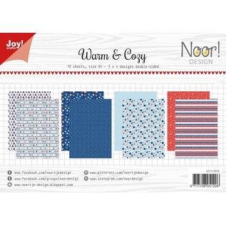 Joy!Crafts Papierset - Noor - Design - Warm&cozy