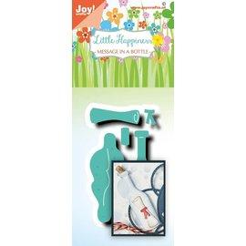 Joy!Crafts Stans-embosmal - Noor - LH - Flessepost