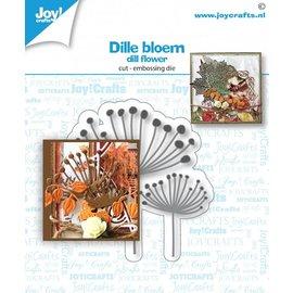 Joy!Crafts Stans-embosmal - Dille bloem