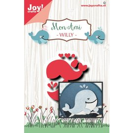 Joy!Crafts Stansmal - Mon Ami - Willy Walvis
