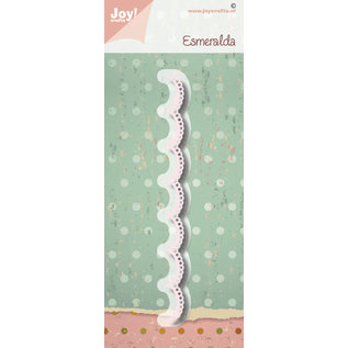 Joy!Crafts Stansmal - Noor - Vintage Border- Esmeralda
