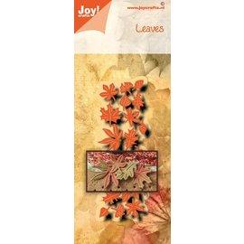 Joy!Crafts Stansmal - Noor - Herfst bladeren los
