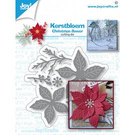 Joy!Crafts Stansmal - Kerstbloem