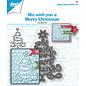 Joy!Crafts Stansmal - WeWishYou-kerstboom