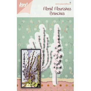 Joy!Crafts Stansmal - Noor - Floral Flourishes - Branches